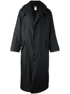 стеганое пальто Issey Miyake Vintage