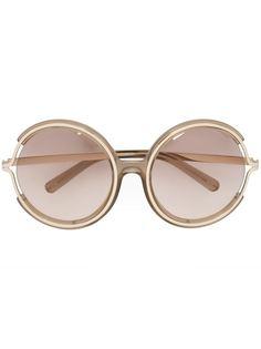 солнцезащитные очки 'Jayme' Chloé