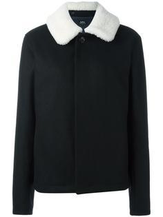 buttoned boxy jacket A.P.C.