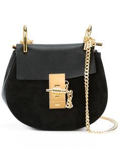миниатюрная сумка через плечо 'Drew' Chloé