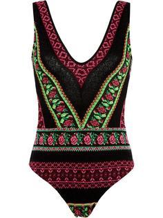 crochet swimsuit Cecilia Prado
