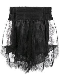 lace shorts Natasha Zinko