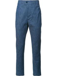 джинсы кроя слим  Julien David
