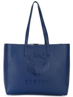 сумка-тоут с двумя ручками Versus