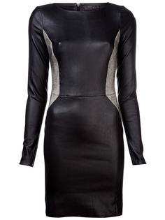 платье с панельным дизайном  Drome