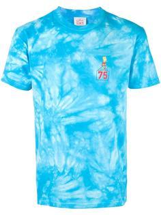 футболка с эффектом тай-дай Joyrich