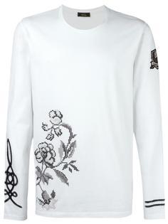 floral print sweatshirt Gabriele Pasini
