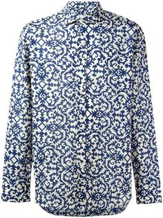 printed sport shirt Salvatore Piccolo