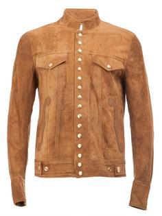 куртка с застежкой на кнопки The Soloist
