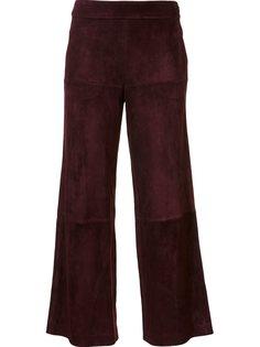 укороченные брюки Derek Lam