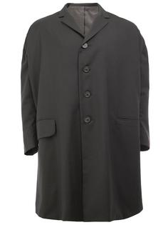 boxy mid coat Christopher Nemeth