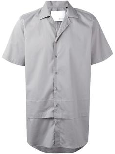 layered short sleeve shirt  Matthew Miller