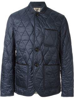 стеганый пиджак  Burberry