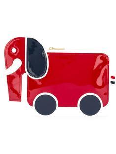 клатч в форме слона Thom Browne