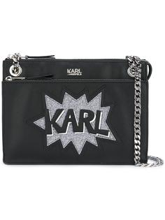 сумка через плечо 'Karl' Karl Lagerfeld