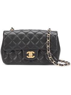 мини сумка через плечо Chanel Vintage