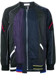 куртка ветровка на молнии Facetasm