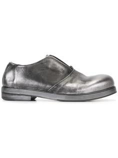 metallic loafers Marsèll