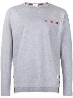 футболка с длинными рукавами  Thom Browne