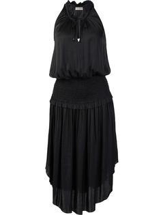 платье с асимметричный подолом Ulla Johnson