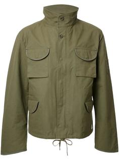 куртка с накладными карманами Factotum