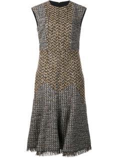 расклешенное платье Sonia Rykiel