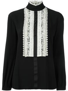 блузка с кружевом 8pm