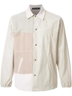 рубашка в стиле пэчворк Longjourney