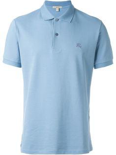 классическая футболка-поло Burberry Brit