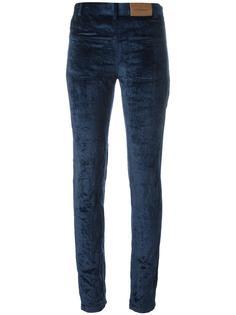 бархатные брюки  A.F.Vandevorst