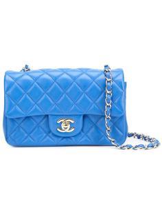 прямоугольная сумка на плечо Chanel Vintage
