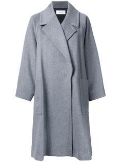 пальто с заостренными лацканами En Route