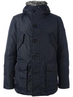 пальто с капюшоном Peuterey