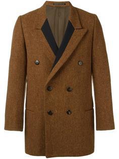 твидовый пиджак Yohji Yamamoto Vintage