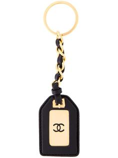 брелок с логотипом Chanel Vintage