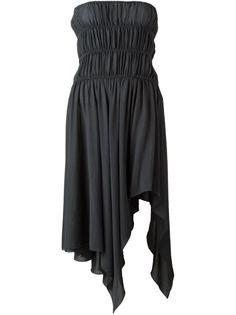 платье без бретелек Romeo Gigli Vintage