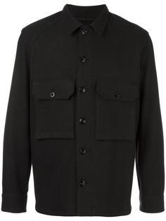куртка рубашечного типа Lemaire