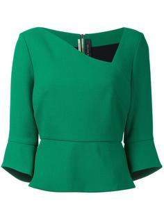 'Rudyard' blouse Roland Mouret