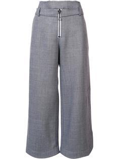 укороченные брюки-палаццо Ellery