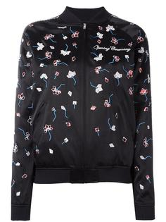 embroidered bomber jacket  Opening Ceremony