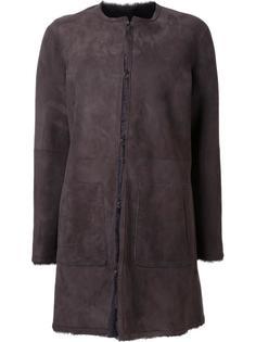 пальто без воротника Desa 1972