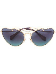 солнцезащитные очки  Miu Miu Eyewear