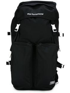 рюкзак с карманами White Mountaineering