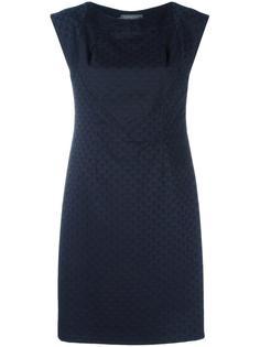 жаккардовое приталенное платье Cotélac