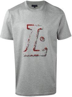 футболка 'L' Lanvin
