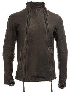 куртка на двойной молнии  Boris Bidjan Saberi