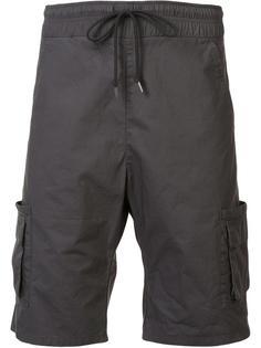 drawstring cargo shorts John Elliott