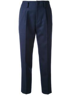 укороченные брюки с завышенной талией En Route