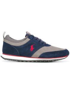 кроссовки со шнуровкой Polo Ralph Lauren