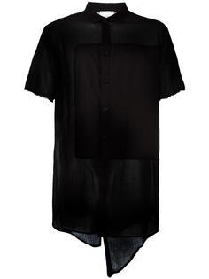 рубашка с панельным дизайном Lost & Found Rooms